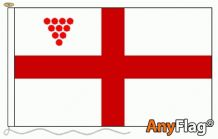 WORCESTER DIOCESE ANYFLAG RANGE - VARIOUS SIZES